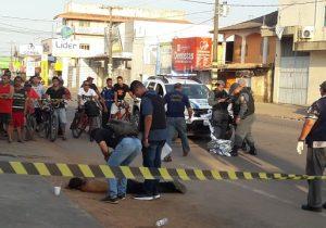 Após sair de boate, jovem é encurralado e morto a tiros em Macapá