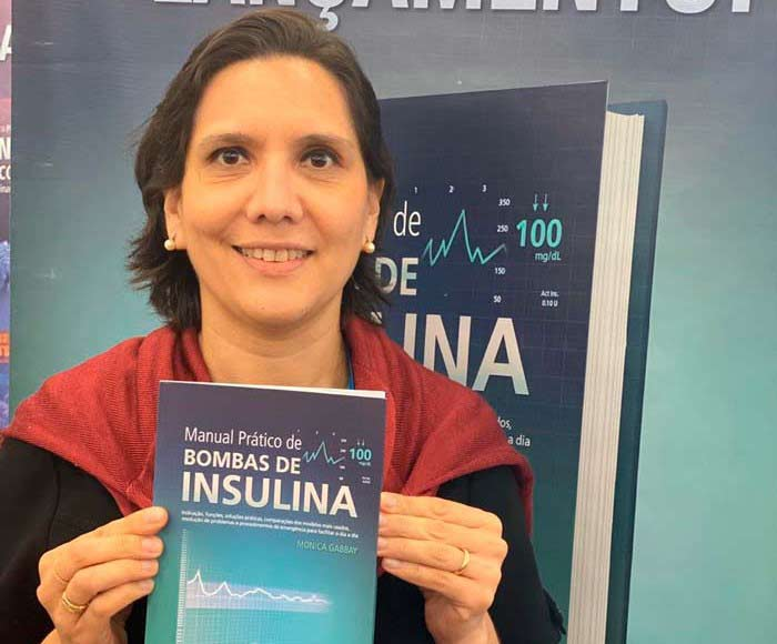 """Check-up do ICCA: Médica especialista em diabetes fala sobre tireoide, obesidade e """"bombas"""""""