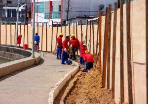 Orla de Macapá terá nova iluminação; investimento é de R$ 2,15 milhões