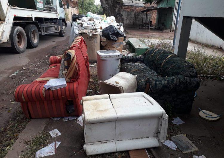 Prefeitura promete ofensiva contra 'sujões' em Macapá