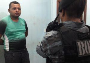 Após fuga em carro e troca de tiros com o Bope, motorista é preso