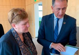 Consórcio da Amazônia Legal costura parceria com a Alemanha