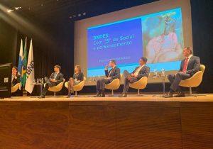 Amapá: Governador e prefeitos buscam recursos para saneamento básico no BNDES