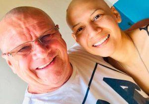 No Amapá, artistas e viúvo homenageiam vítima do câncer