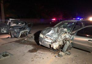 Homem incendeia casa da ex, tenta matar policiais no trânsito e é preso