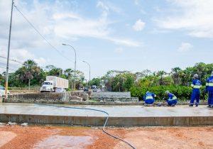 Ponte da Lagoa dos Índios será interditada no fim de semana