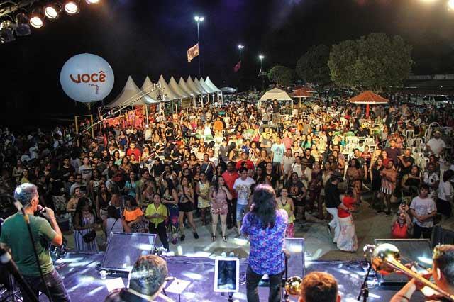 Carnaval marca Estação Lunar neste sábado, na Fazendinha