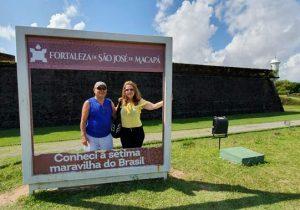 No Amapá, maioria dos turistas vêm a negócio; só 1% para passear