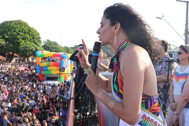 Ana Girlene avalia convite do PCdoB para disputar prefeitura