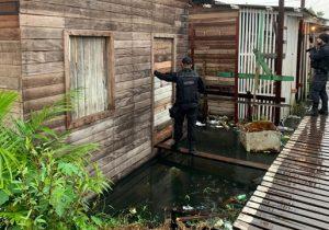 PC do Amapá cumpre mandado por atraso de pensão durante operação