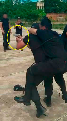 Candidato a delegado de polícia é indiciado por porte ilegal de arma de fogo