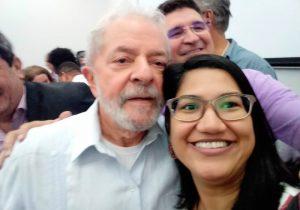 Pré-candidata em Santana, Isabel toma posse no diretório nacional