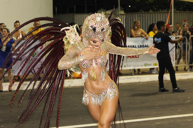Confira as beldades do carnaval 2020