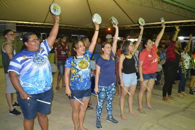 Com samba carioca, Unidos do Buritizal desfilará sob 'fé e tolerância'