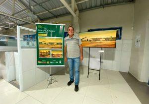 Arteamazon: Wagner Ribeiro abre exposições nos 262 anos de Macapá