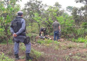 Jovem encontrado morto em ramal é identificado pela polícia