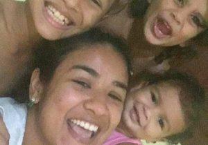 Drama na Guiana: Vítima de violência, mãe luta para ter os filhos de volta