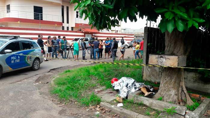 Polícia tenta esclarecer execução em Macapá