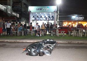 Policial de folga mata bandido durante tentativa de assalto