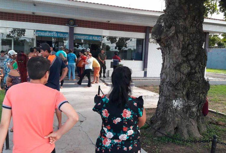 Naufrágio: Bombeiros confirmam duas mulheres mortas e parentes buscam notícias