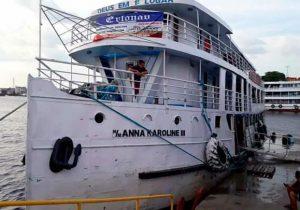 Naufrágio deixa mortos e desaparecidos no Sul do Amapá