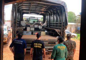 Na 2ª operação em dois dias, PF faz prisão em Oiapoque