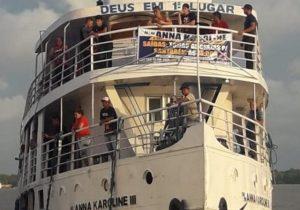 Naufrágio: suspeito de vender combustível clandestino para navio é preso no Pará