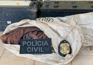 Em Laranjal do Jari, 4 são indiciados por furtar cabos da Caesa