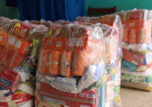 Famílias carentes terão cesta básica, água e luz pagas, diz GEA