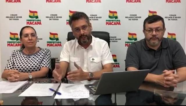 Coronavírus: Eventos com mais de 100 pessoas estão suspensos em Macapá
