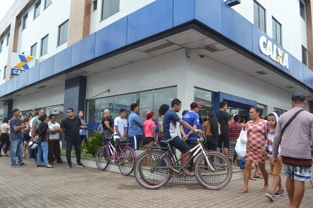 Justiça obriga Caixa a adotar medidas de prevenção em filas no Amapá