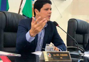 Em audiência, vereador de Santana pede mais qualidade da CEA