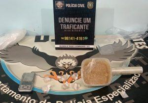 """Químico"" do tráfico em Macapá é preso pela Polícia Civil"