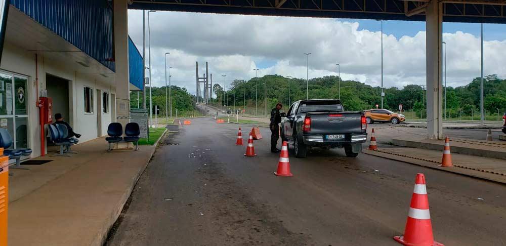 """Com 11 casos do covid-19, Guiana Francesa será """"fechada"""""""