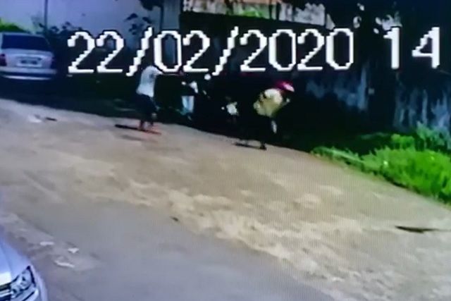 VÍDEO: Polícia procura autores de execução no Carnaval