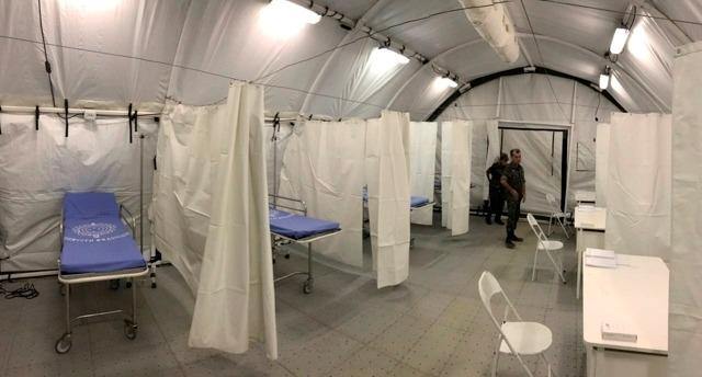 Covid-19: Waldez pede a Exército hospitais de campanha no Amapá