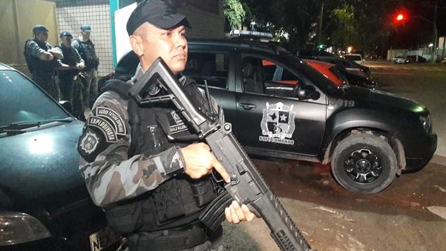 Live debate 'escalada da violência no Amapá'