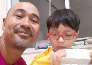 Menino que pode ficar cego consegue vaga em hospital de São Paulo