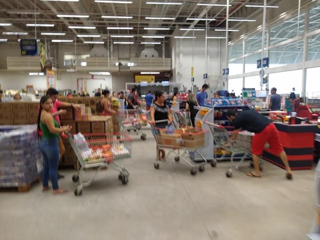 MP pede ampliação do lockdown para supermercados e similares