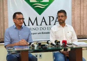 Ministério da Saúde foi negligente com o Amapá, acusa Waldez