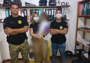 PC encontra menina que havia sido sequestrada; casal é preso