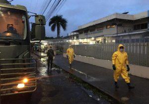 Mais 63 infectados: Amapá tem agora 307 casos confirmados