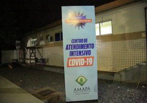 Centro para Covid-19 do Amapá recebe primeiros pacientes; um está grave