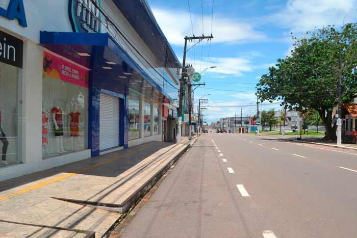 Empresários do Amapá declaram ser contra lockdown e pedem flexibilização