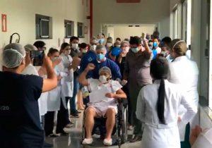 20 dias depois, juiz contaminado pela covid deixa UTI no Amapá