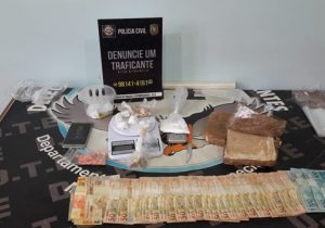 Em 4ª operação no mesmo dia, DTE prende traficantes em Macapá e Santana