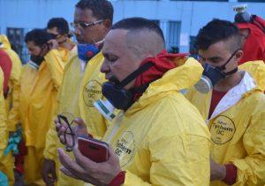 Dia do Gari: profissionais da limpeza comemoram baixa taxa de infecção de covid-19 em Macapá