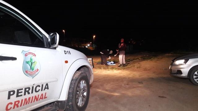Foragido é morto a tiros em Macapá