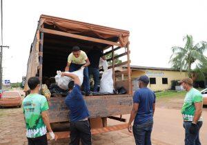 Prefeitura de Pedra Branca compra produção de agricultores prejudicados pela pandemia