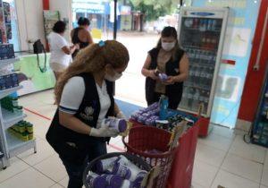 Farmácia vendia produto de higiene fora da validade, diz Procon